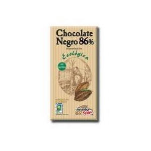 Black Organic Chocolate