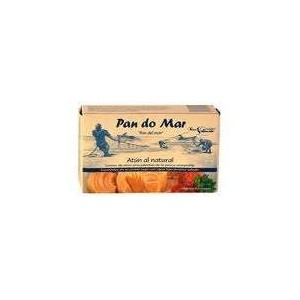 Atún Claro Natural Ecológico - Pan Do Mar - Envase de 120gr