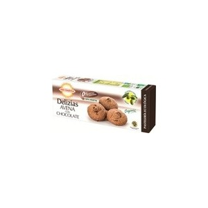 Ecological Chocolate and Oatmeal Delicias