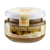 Ecological Green Olives Pate, Vegetalia