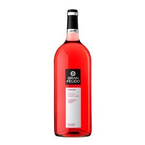 Rose Wine Gran Feudo Magnum Over Lias  D.O. Navarra - Chivite Wineries