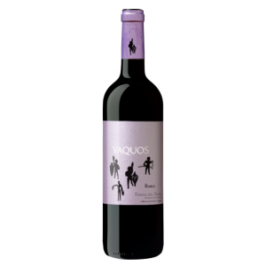 Red Oak Wine Vaquos 2011 - O.D. Ribera del Duero - Pinord Wineries