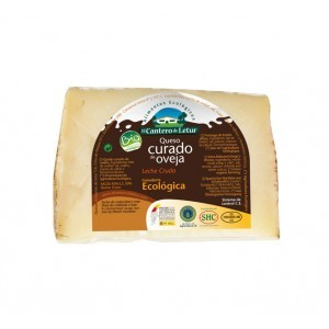 Cured Sheep Ecological Cheese - The Letur Cantero