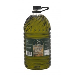 Extra Virgin Olive Oil. Arbequino - Liquid Gold - 176 fl. Oz  bottle.