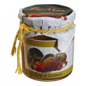 Candy Pears jam Oro Molido